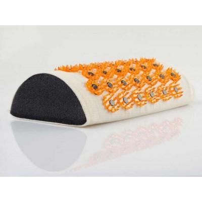 Аппликатор Кузнецова - Валик для шеи (магнитный жёлтый)