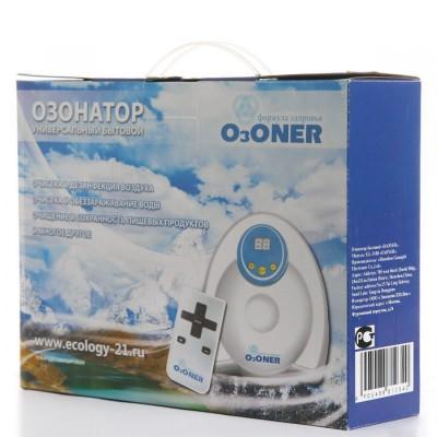 Озонатор OZONER с пультом д/у