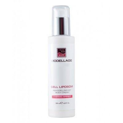 Антицеллюлитный крем Cell Liposom Modellage Beauty Style, 200 мл.