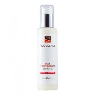 Антицеллюлитный крем для тела Cell ThermoShock Modellage Beauty Style, 200 мл.