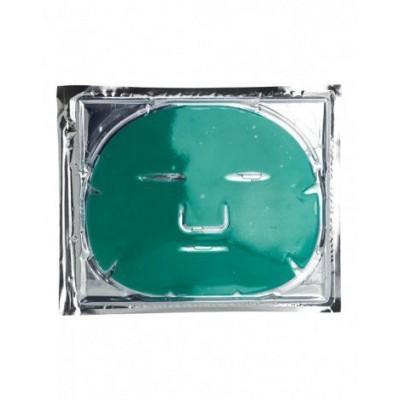 Коллагеновая балансирующая маска с зеленым чаем для жирной и смешанной Контроль, Beauty Style