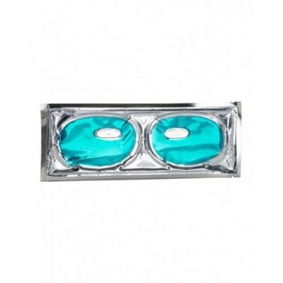 Коллагеновая увлажняющая укрепляющая маска для области глаз «Аква 24» Beauty Style