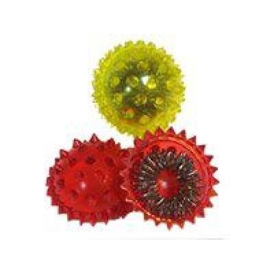 Лечебный комплект су-джок - «Ёжик + 2 кольца»