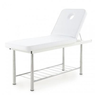Стационарный массажный стол стальной FIX-MT1 (SS2.01.00)