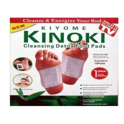 Пластырь для очистки организма Kinoki (Киноки)