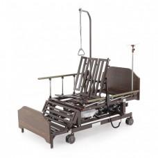 Кровать электрическая Med-Mos DB-11А (МЕ-5228Н-12) ЛДСП Венге с регулировкой высоты