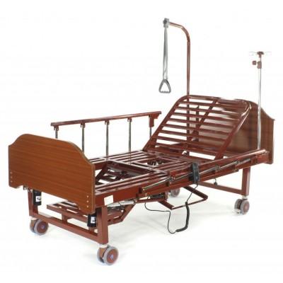 Кровать электрическая с туалетным устройством и функцией «кардиокресло» YG-2