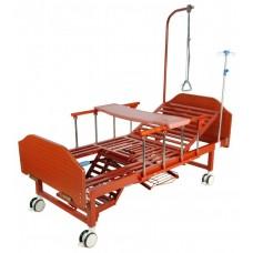 Кровать механическая YG-6 (MM-2124Н-00) с туалетным устройством и функцией «кардиокресло»