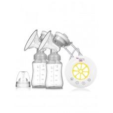 Молокоотсос электрический двойной Double ND315 Lemon