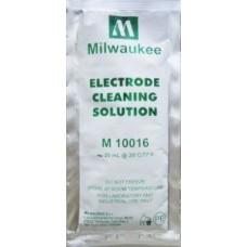 Моющий раствор для очистки электродов pH и ORP (ОВП) метров MILWAUKEE 20мл