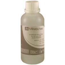 Раствор KCl для хранения электродов pH и ОВП метров Milwaukee 230 мл