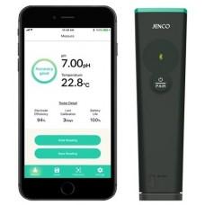 pH/Temp метр Jenco pH610B влагозащитный с Bluetooth